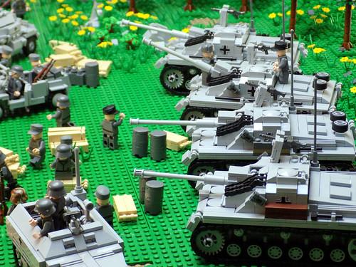 VIII Aniversario de Panzerbricks