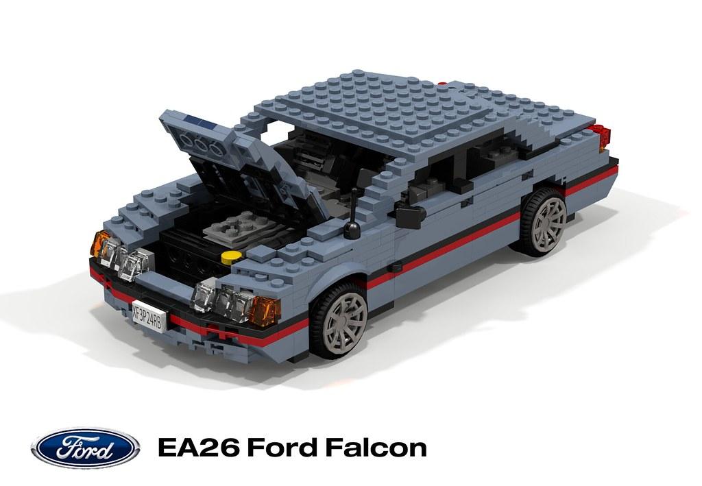 Ford Falcon S (EA26 - 1988)   The Ford EA Falcon is a car wh