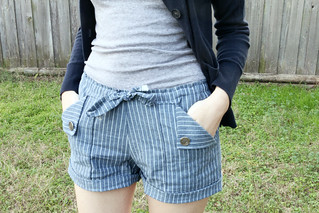 Blank Slate Oceanside Shorts | by dixiediy