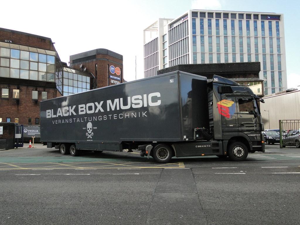 Slipknot Prepare For Hell Tour 2015 Black Box Music Tour