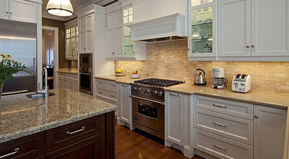 Backsplash Ideas For White Cabinets KitchenBacksplash B Flickr Enchanting Kitchen Backsplash Ideas With White Cabinets