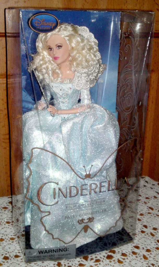Fairy Godmother Doll 1