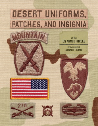 Desert Uniforms, Patches, and Insignia of the US Armed Forces 1st Edition 28034204110_e9e26886a0_o