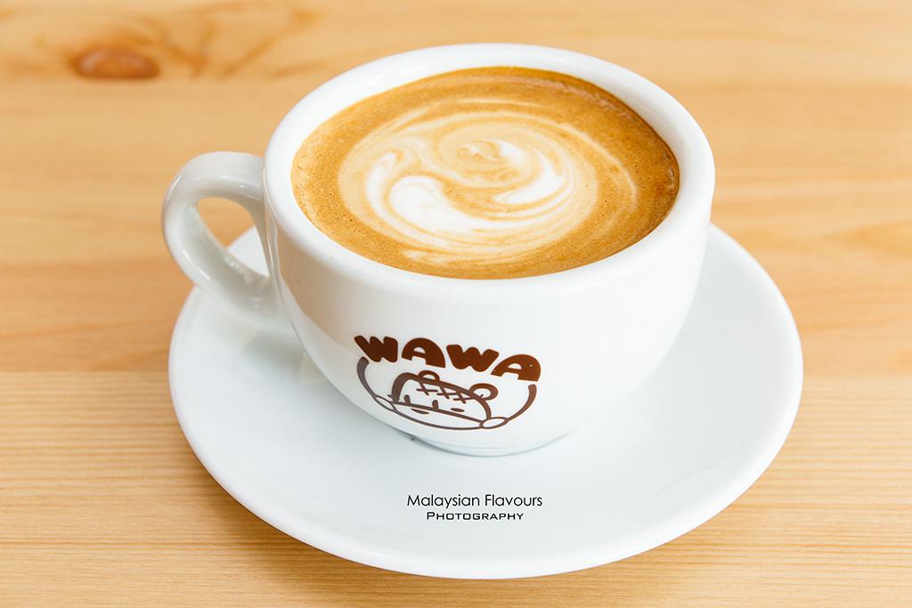 Wawa Land Malaysia puchong cappuccino