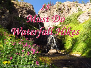15 Best Waterfall Hikes | by Anne's Travels 4