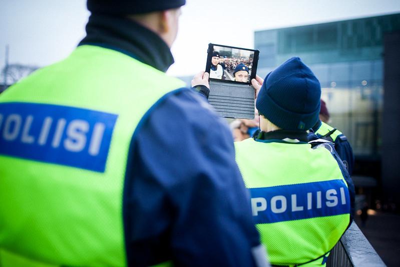 Police Selfie