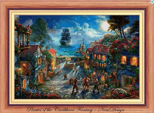 Pirates of the Caribbean Fantasy_0