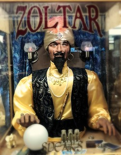 The amazing Zoltar | by N@ncyN@nce