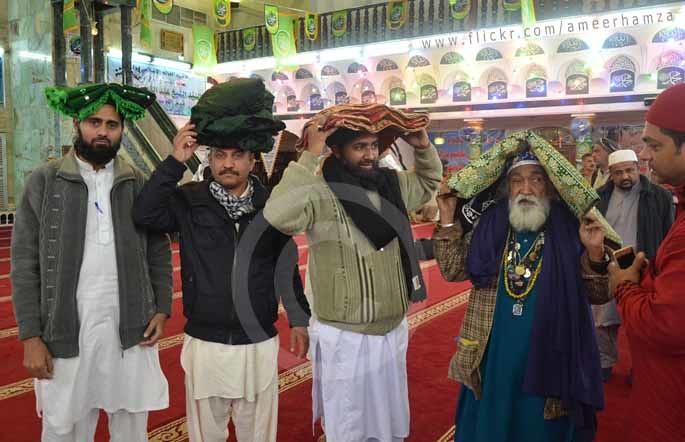 Pakistani group... Iraq 2017