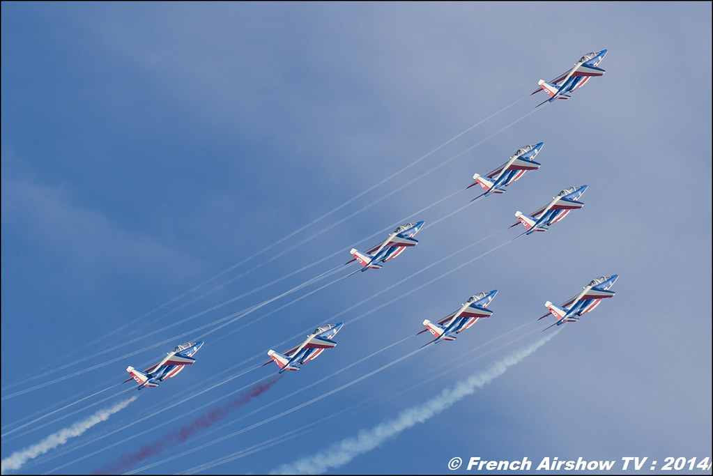 Patrouille de France , AIR14 Payerne , suisse , weekend 1 , AIR14 airshow , meeting aerien 2014 , Airshow