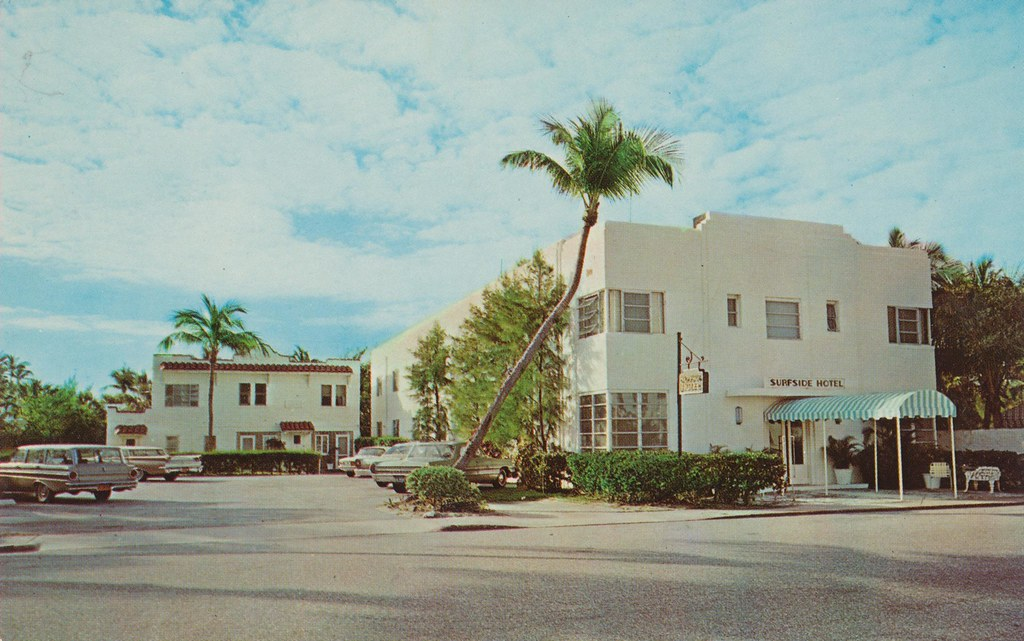 Surfside Hotel - Palm Beach, Florida