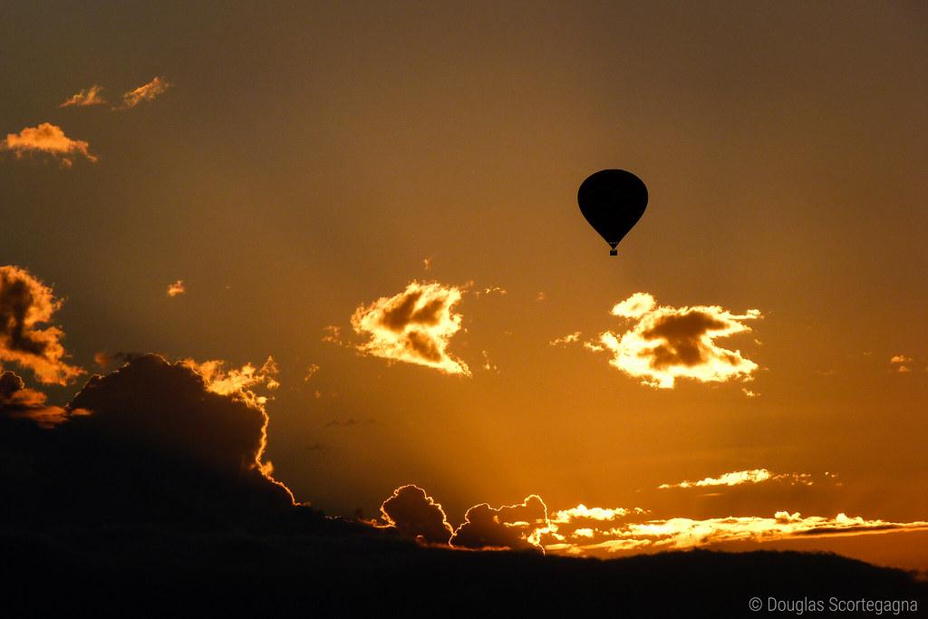 Capadoccia sunset