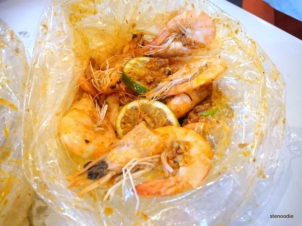 shrimp in House Sauce