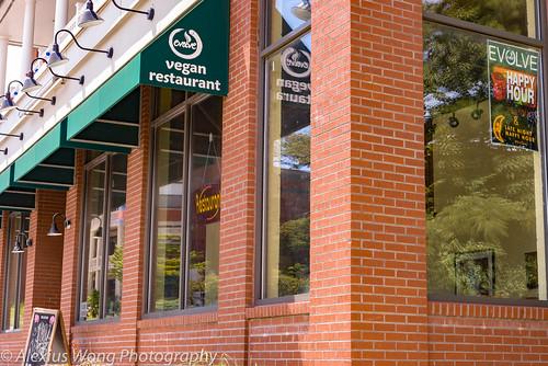 Evolve Vegan Restaurant
