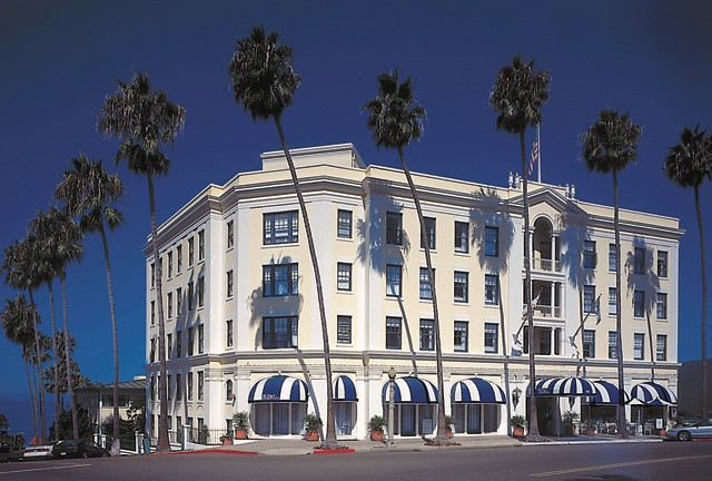 A haunted hotel in san diego for San francisco haunted hotel