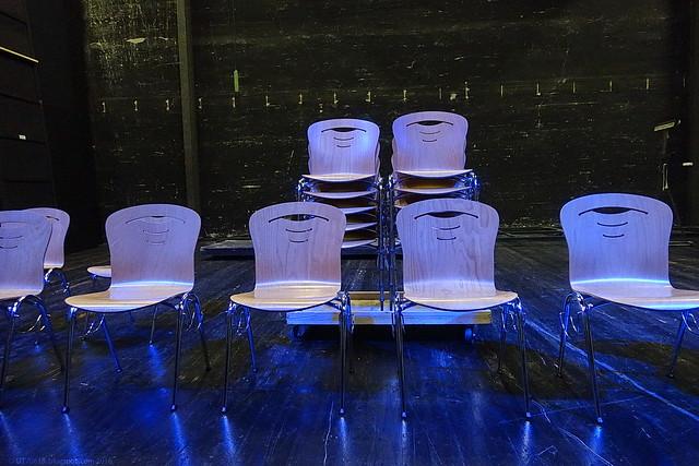 Mainfrankentheater Stühle