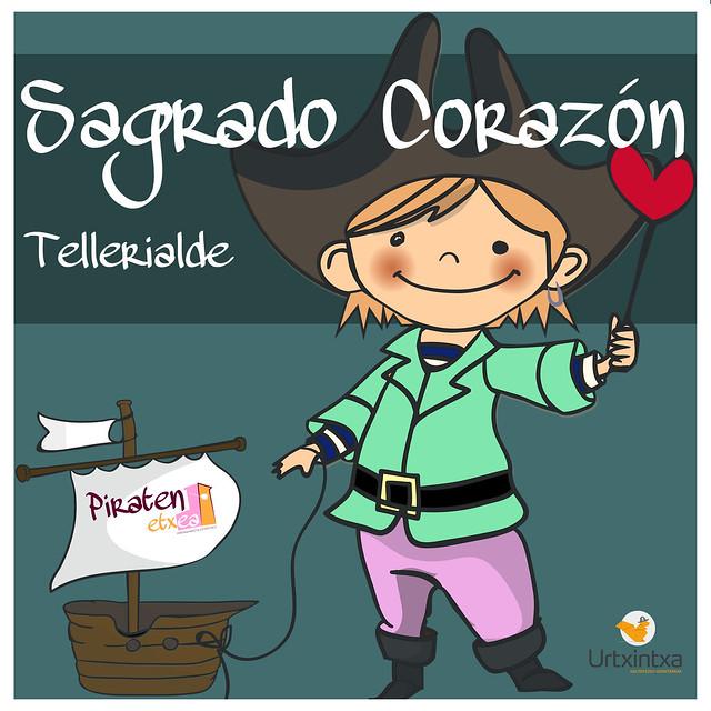 Pirata Egonaldiak- Colegio Sagrado Corazón/ Tellerialde 2016/10/10-2016/10/11