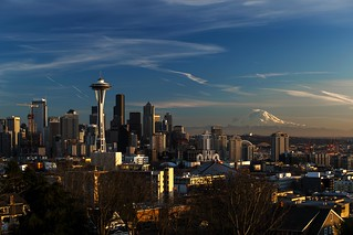 Downtown Seattle | by tiffany98101