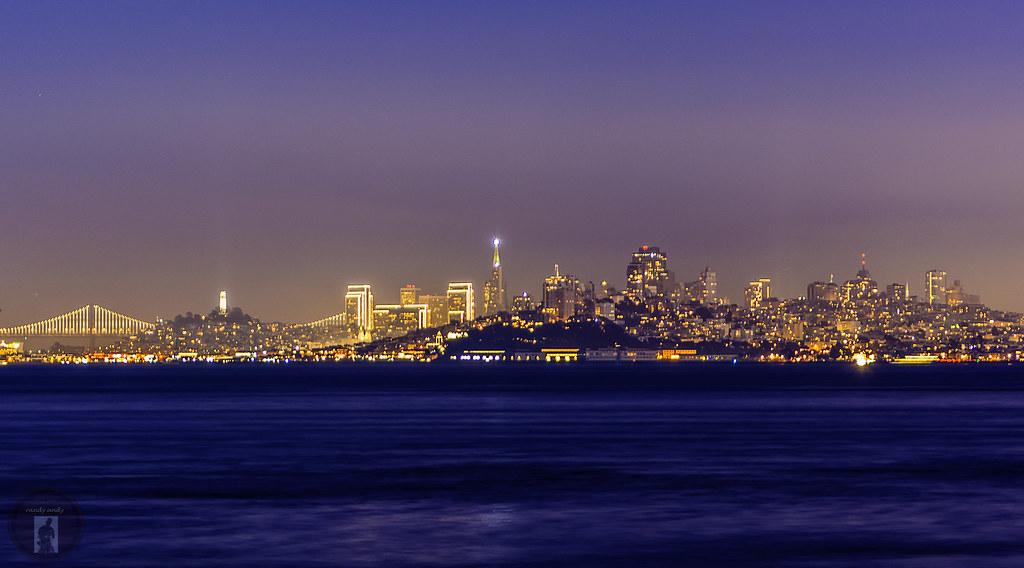 Central San Francisco San Francisco Skyline