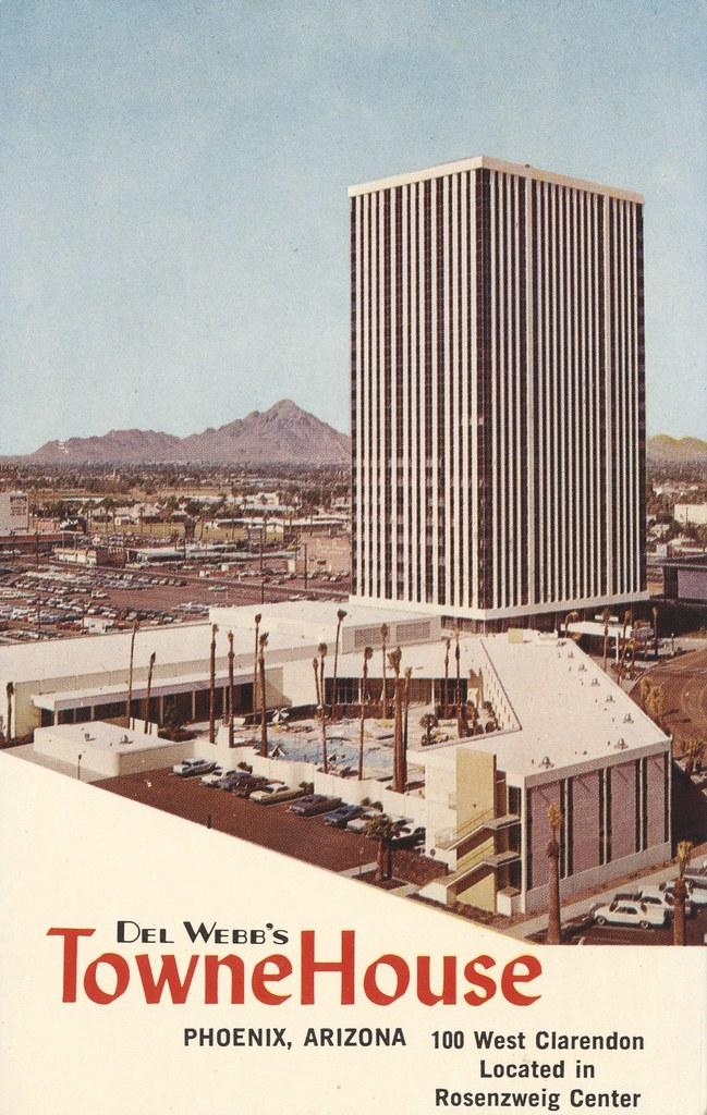 Del Webb's TowneHouse - Phoenix, Arizona