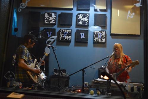 Janel Leppin & Anthony Pirog on WFMU