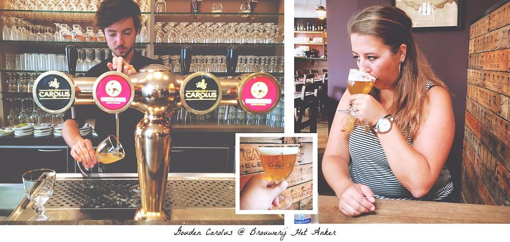 Gouden Carolus wordt gebrouwen door Het Anker en is het lokale trots van de Mechelaars | via It's Travel O'Clock