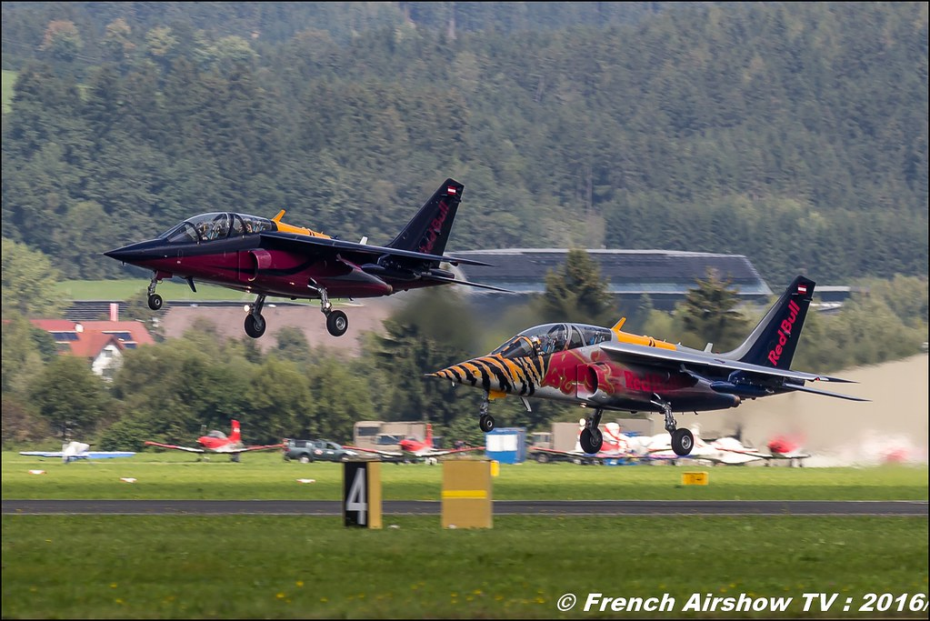 The Flying Bulls - Hangar-7 , B-25J Mitchell, P-38 Lightning , Alphajet , F4U-4 CORSAIR , www.flyingbulls.at ,airpower zeltweg 2016 , AIRPOWER16 - Österreichs Airshow , Steiermark , Austria, Canon Reflex , EOS System