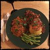 #PuertoRican #Mofungo #plantain #homemade #CucinaDelloZio - plated.
