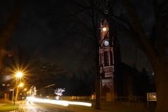 Festtanne und Ragower Kirche