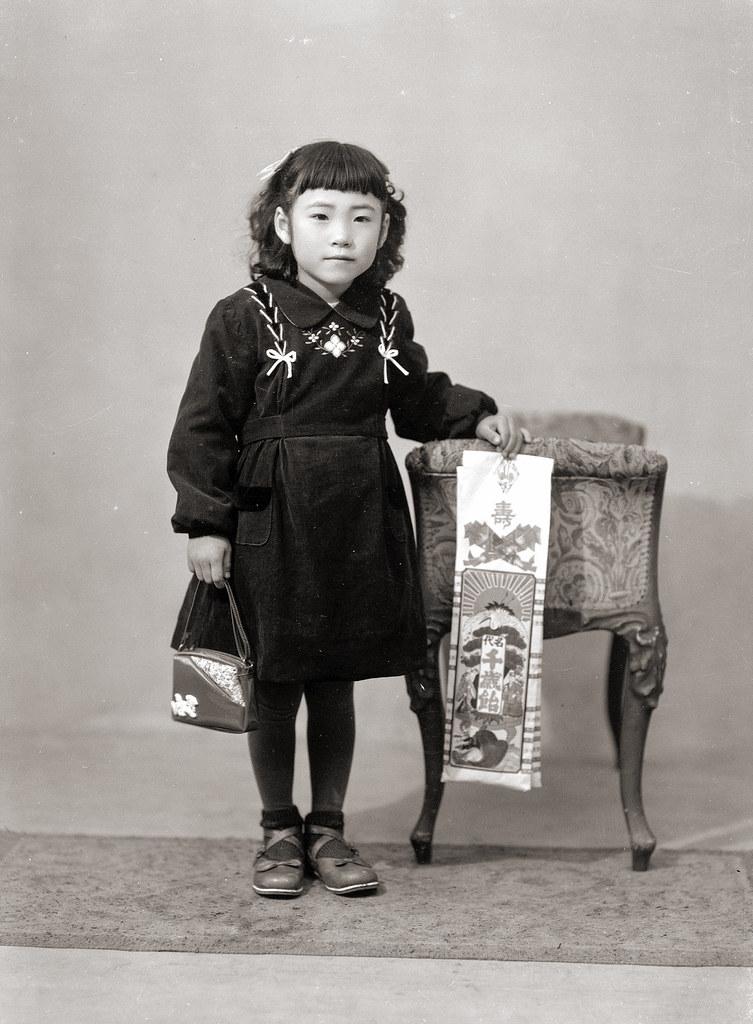 japanese girls dress amp handbag vintage a japanese girl