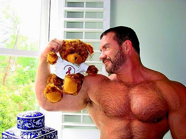 Bear dixon nude