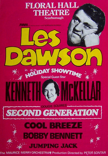 Floral Hall Programme: Les Dawson | by storiesfromscarborough