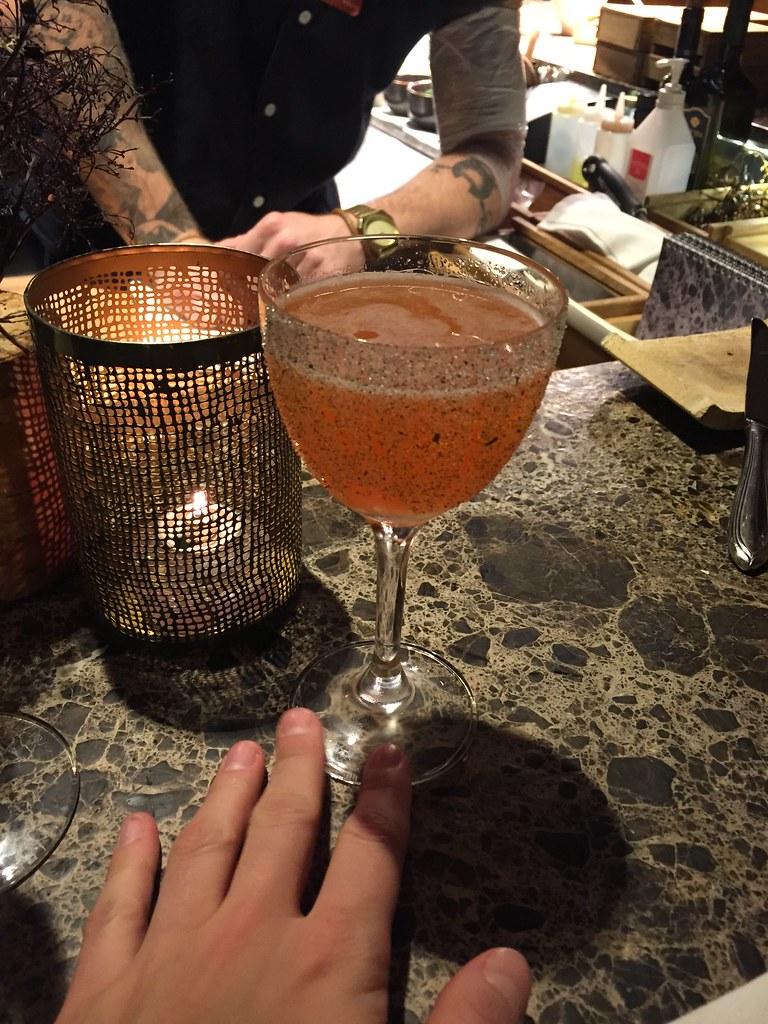 Tap Room Cocktail - så god