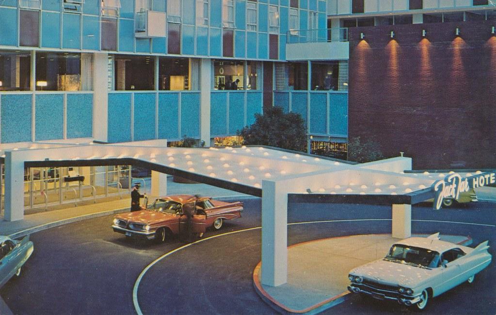The Cardboard America Motel Archive Jack Tar Hotel San