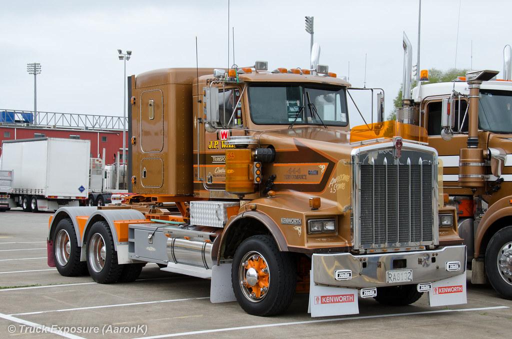 JP Ware Transport Ltd 1991 Kenworth T650 | 2014 Kenworth Gat… | Flickr