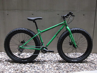 SURLY Pugsley GRN