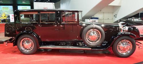 Profile 1928 Daimler P Vee Front Royal Limo Sf Au