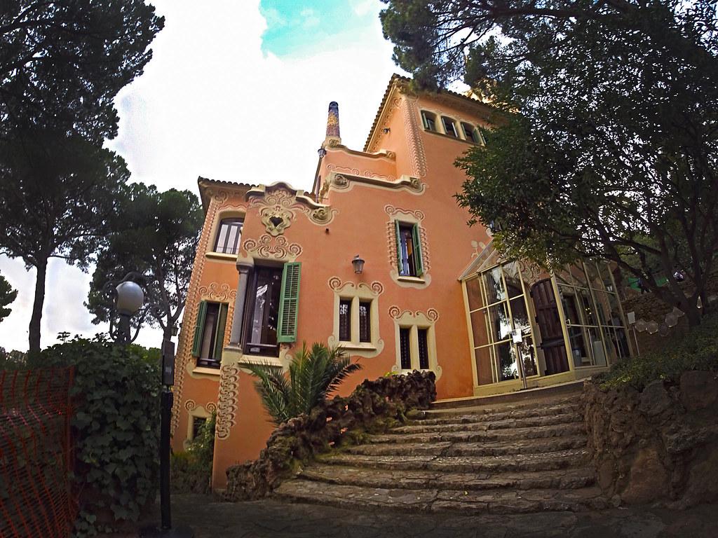 Casa Museo Gaudí en BCN