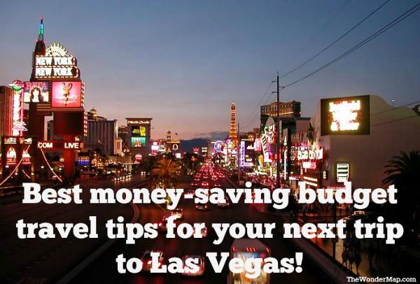 Money saving tips for trips to Las Vegas - Tips to enjoy ...