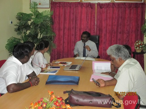 Discussion with Centre for Policy Alternatives (CPA) Team – 25 February 2015