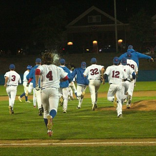 The full highlights from Chatham's 4-3 walk-off win over Brewster at Veterans Field tonight. http://bit.ly/2a7cZNG