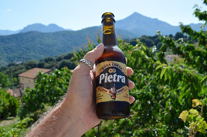 Pietra craft beer, Corsica