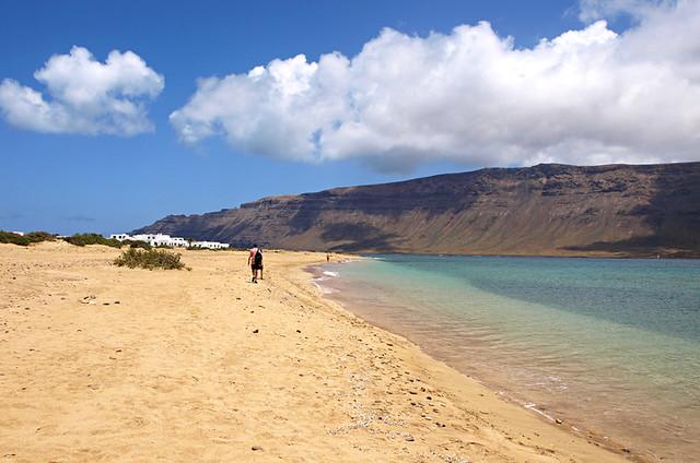 La Graciosa, Lanzarote, Canary Islands