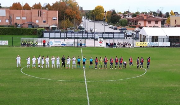 Cordenons-Virtus Verona 2-1: sconfitta immeritata a Tamai