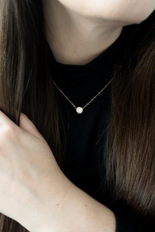 Diamond Solitaire Jewellery