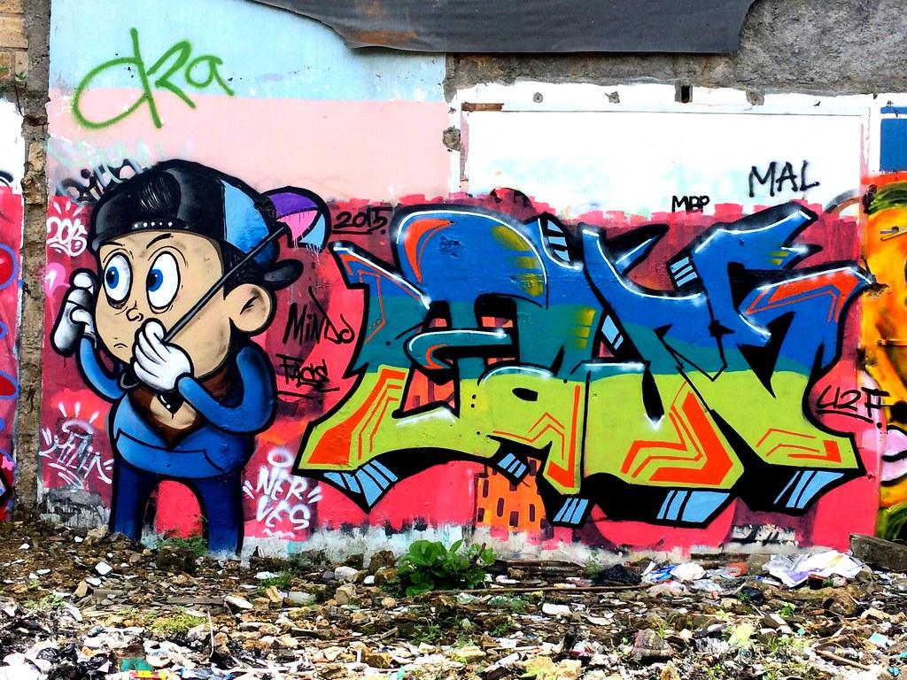Graffiti indonesia ui universitasindonesia by todo sanosuke