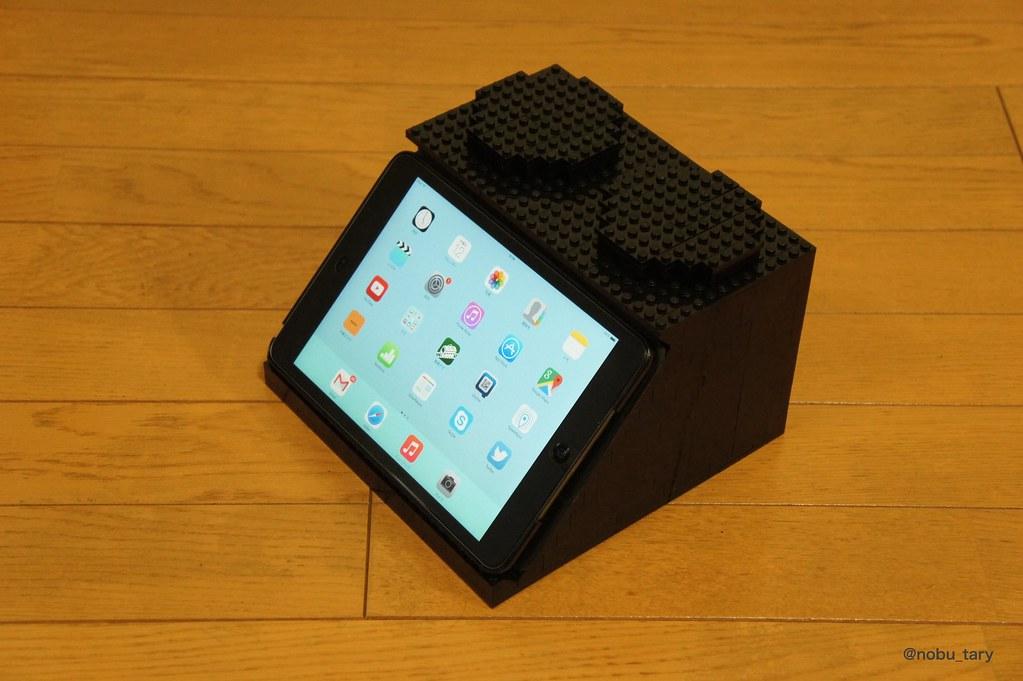 LEGO iPad mini stand | nobu_tary | Flickr