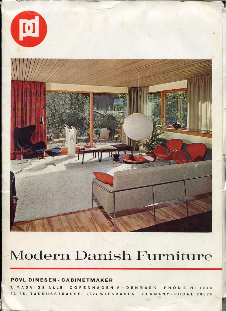 Popular Povl Dinesen Furniture Catalog Cover Plan - Luxury modern furniture catalog Ideas
