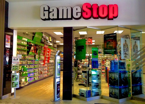 Game Stop, GameStop Enfield, CT. 2/2015, by Mike Mozart of TheToyChannel and JeepersMedia on YouTube #Game #Stop #Gamestop | by JeepersMedia
