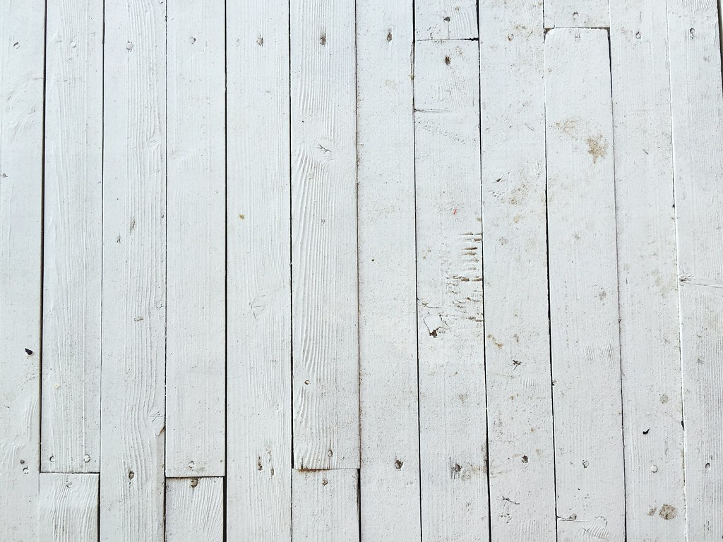 Flooring Floorboards Decking White Backgrounds Copy Space